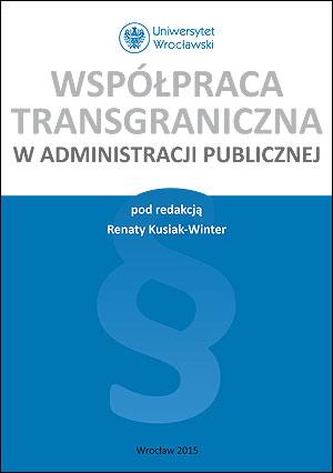 Współpraca transgraniczna w administracji publicznej