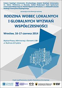 Konferencja naukowa - Rodzina wobec lokalnych i globalnych wyzwań współczesności