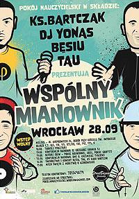 Wspólny Mianownik - hip hop, sport i mądrzy ludzie